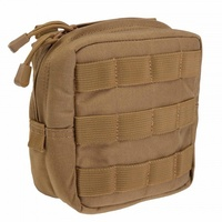 5.11 Tactical 6x6 Padded Pouch - Flat Dark Earth