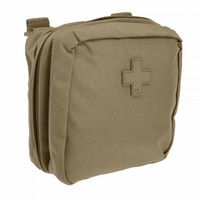 5.11 Tactical 6.6 Med Nylon Pouch - Sandstone