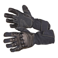 5.11 Tactical XRPT HardTime Gauntlet Gloves - Black - Small