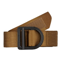 5.11 Tactical Trainer Belt 1.5in Wide - Coyote Brown - Small