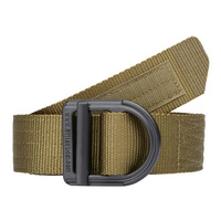 5.11 Tactical Trainer Belt 1.5in Wide - TDU Green - 2X Large