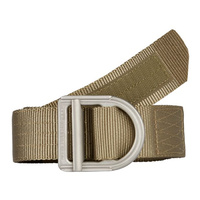 5.11 Tactical Trainer Belt 1.5in Wide - Sandstone - Extra Large