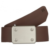 5.11 Tactical Apex Gunners Belt 1.5in Wide - Dark Horse Brown - Small