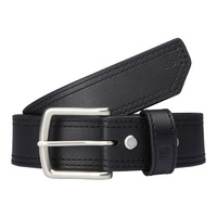 5.11 Tactical Arc Leather Belt 1.5in Wide - Black - 2X Large