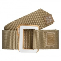 5.11 Tactical Traverse Double Buckle Belt - Sandstone - Large