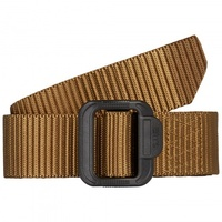 5.11 Tactical Tdu Belt 1.5in Wide - Coyote Brown - 4X Large