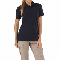 5.11 Tactical Women s Short Sleeve Professional Polo New Fit - Dark Navy - Extra Large