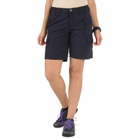 5.11 Tactical WoMen's Tactical Shorts - Fire Navy - 4