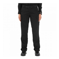 5.11 Tactical WoMen's TDU Pants - Black - 16 Long