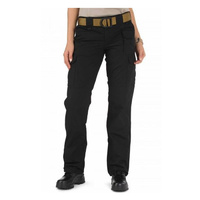 5.11 Tactical WoMen's Taclite Pro Pants - Black - 4 Long