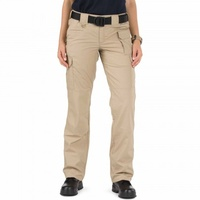 5.11 Tactical WoMen's Taclite Pro Pants - TDU Khaki - 2 Long