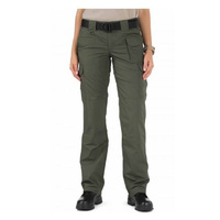 5.11 Tactical WoMen's Taclite Pro Pants - TDU Green - 14 Long