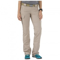 5.11 Tactical WoMen's Stryke Pant - Khaki - 12 Long