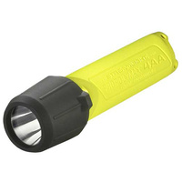 Streamlight 4AA ProPolyMax with alkaline batteries - Blister packed - Yellow