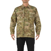 5.11 Tactical Multicam Long Sleeve TDU Shirt
