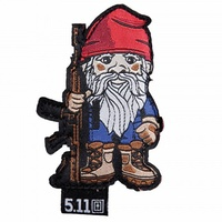 5.11 Tactical Gnome Patch - Range Red