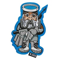 5.11 Tactical Navy Seal Gnome Patch - Multi