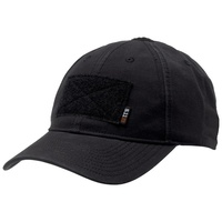 5.11 Tactical Flag Bearer Cap by 5.11 - Black