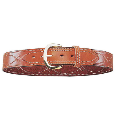 Bianchi Reversible Fancy Stitched Belt 1.75In