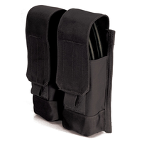Blackhawk S.T.R.I.K.E. AK/M4 Double Mag Holster - Black