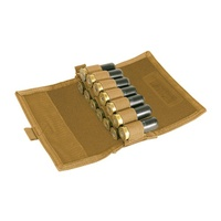 BlackHawk Shotgun 10-Round Vertical Pouch - USA Molle - Coyote Tan