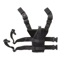 BlackHawk Universal Drop Leg Holster - Black