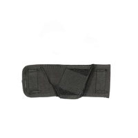 BlackHawk Nylon Compact Belt Slide Holster - Ambidextrous - Most Autos & Revolovers
