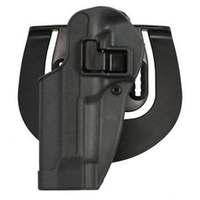 BlackHawk Serpa Sportster Holster - Plain Black - H&K USP Competition - Right