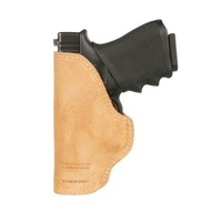 BlackHawk Leather Tuckable Holster - Kahr CW40 - Right