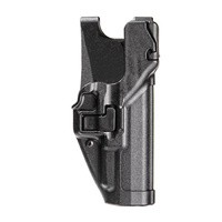 Blackhawk Level 3 Tactical Serpa Holster - Black - 1911 & Clones w/ or w/o Rail - Right