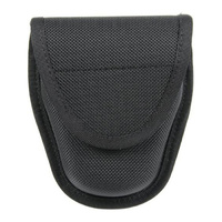 Blackhawk Handcuff Pouch Single - Black, Cordura Nylon