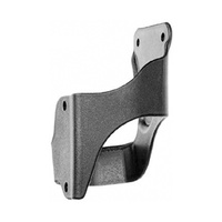 BlackHawk Taser Side Mount Plate - TASER X-26 Side Mount - Black - Left