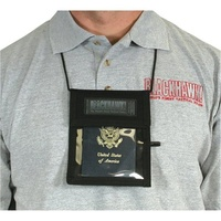 BlackHawk ID Badge Holder - Black