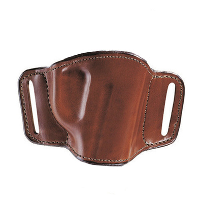 Bianchi Minimalist Leather Belt Slot Holster