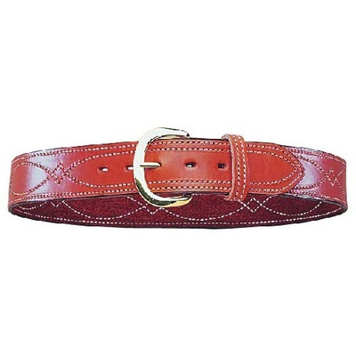 Bianchi B9 Fancy Stitched Belt- 44'