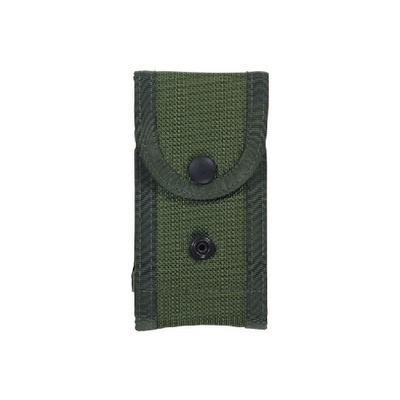 Bianchi Magazine Pouch Military Double - Black 2-9Mm