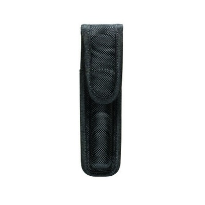 Bianchi Accumold Mini Flashlight Holder- Black- Verlcro Closure