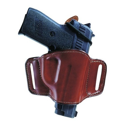"Bianchi Minimalist Leather Belt Slot Holster 01 / Colt / Detective Special, Sd2020 2"" 01 / Ruger / Sp101 2"" 01 / S&W / 36, 38, 40, 60, 640 And Similar"