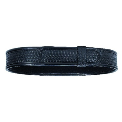 "Bianchi Accumold Elite Buckleless Duty Belt 44"" Waist - Basket Weave"
