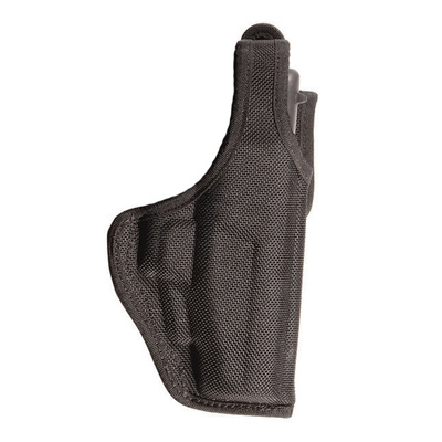 Bianchi Defender Mid-Ride Duty Holster W/ Jacket Slot Belt Loop