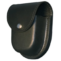 Boston Leather - DOUBLE HANDCUFF CASE