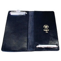 Boston Leather - CITATION BOOK W/ CLIP