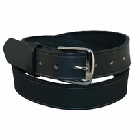 Boston Leather - 1-1/2 OFF DUTY BELTLINED