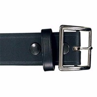 Boston Leather - GARRISON BUCKLE BELT - 1 3/4