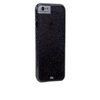 Case-Mate Naked Tough Sheer Glam Case suits iPhone 6/6S - Noir