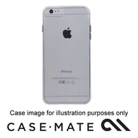 Case-mate Barely There Case Suits iphone 7 - Clear Gloss