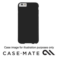 Case-mate Barely There Case Suits iphone 7 - Black