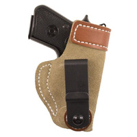 Desantis Sof-Tuck Holster - H&K USP CPT 9 - Right