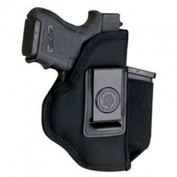 Desantis Pro Stealth Inside The Waistband Holster - Honor Defense Honor Guard 9mm - Ambidextrous