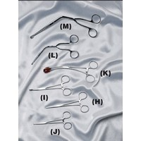 EMI - Kelly Forceps Straight 5 1/2